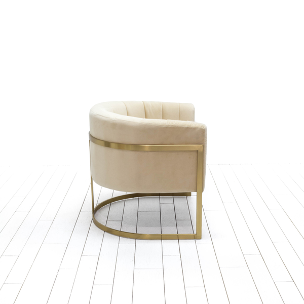 Catherine Chairs - Champagne