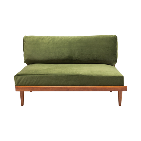 Crosby Settees - Olive
