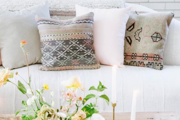 Petunia Pillows