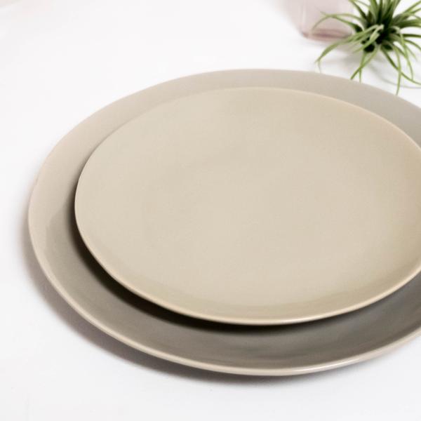 Stone Dinner Plates