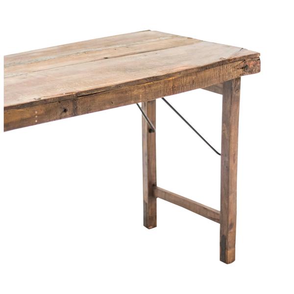Bentley Narrow 6-Ft Farm Tables