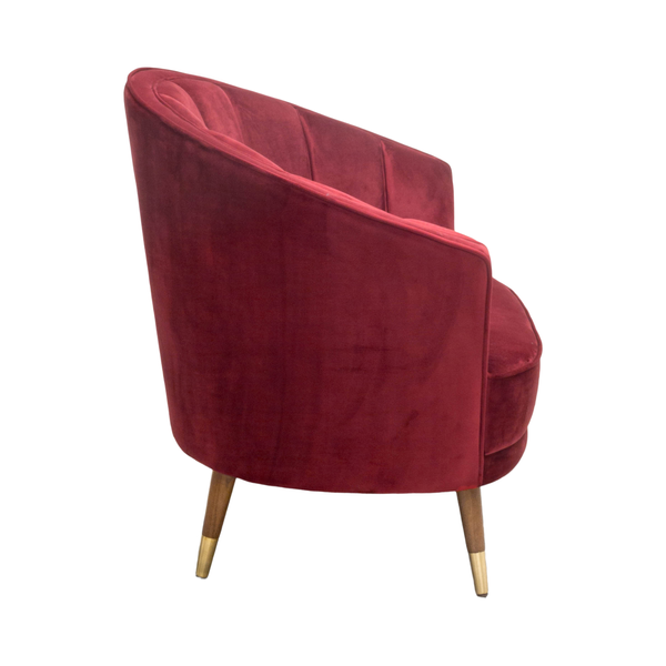 Archer Chairs - Cranberry