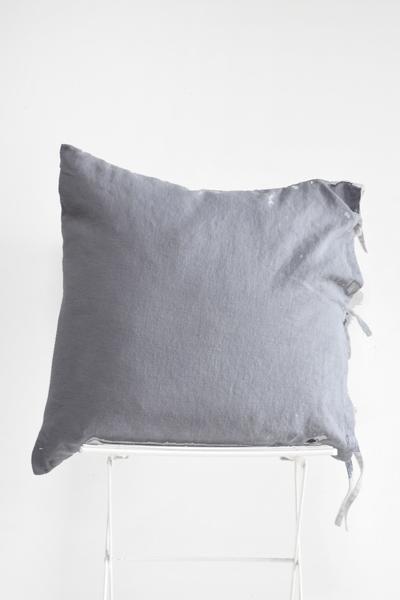 Grey Floor Pillow (Oversized)
