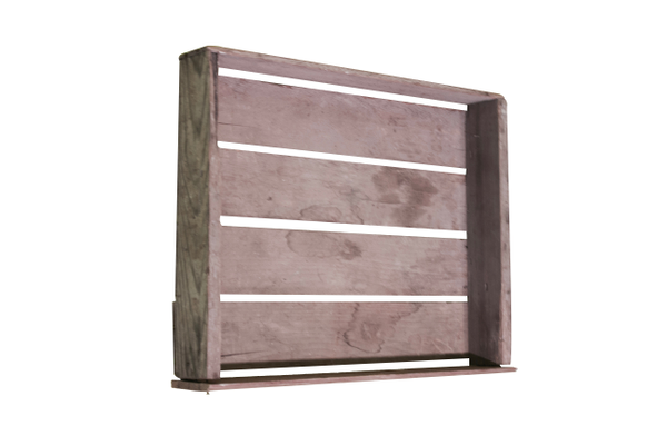 AlderWood Crate Tray/Riser
