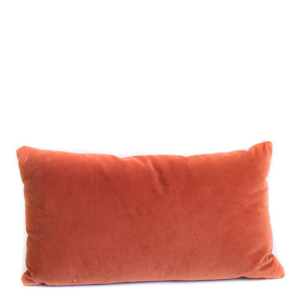 Pillow // Burnt Orange Lumbar