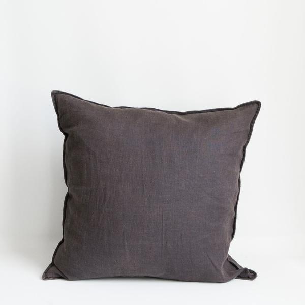 Pillow // Navy Linen