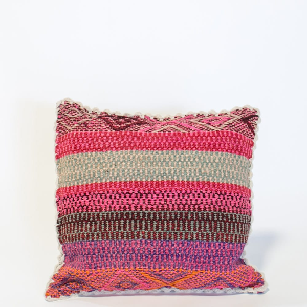 Peruvian Pillow #3