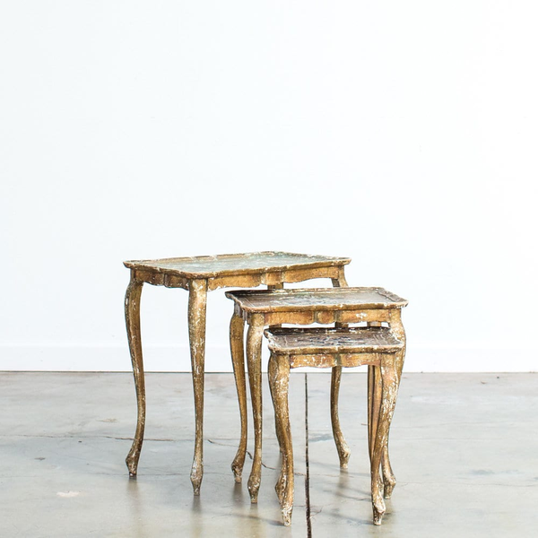 Ophelia Nesting Side Tables