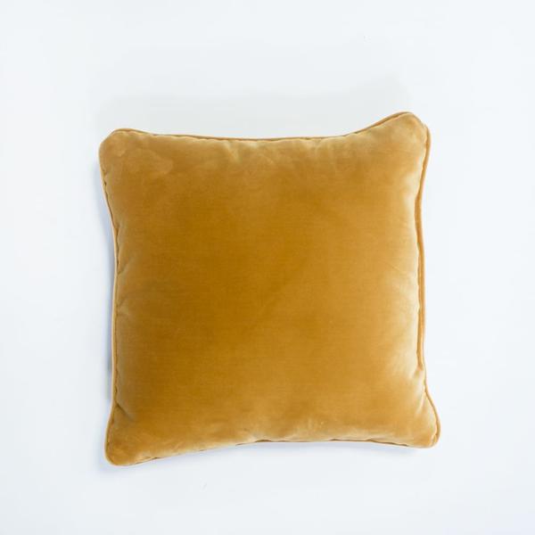 Pillow // Mustrard Velvet