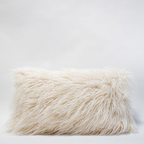 Pillow // Flokati Lumbar