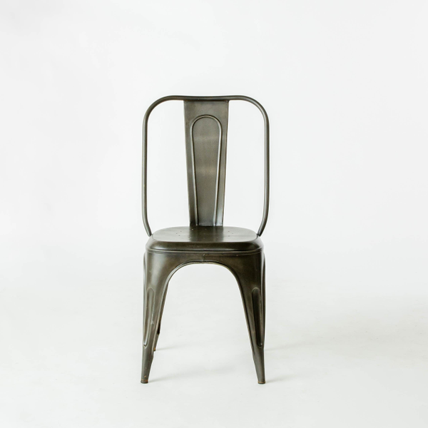 Gunmetal Tolix Chairs