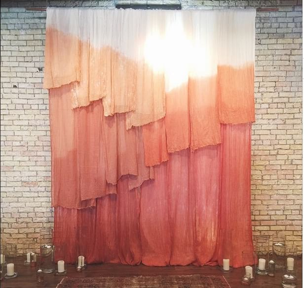 Waller Cheesecloth Backdrop