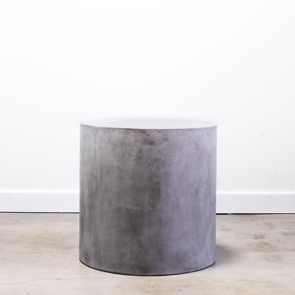 Holloway Concrete Side Table (lg)