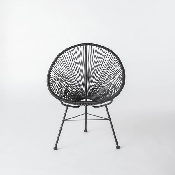 Acapulco Chairs, Black