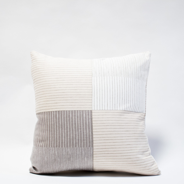 Pillow // Natural Geo Print