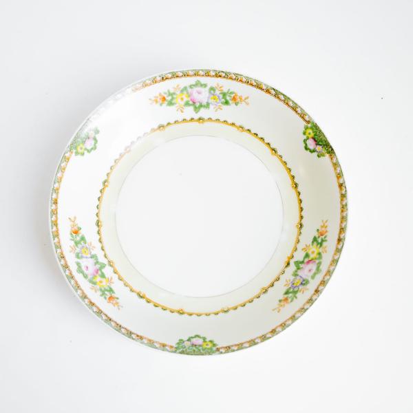 Vintage China Soup Bowl