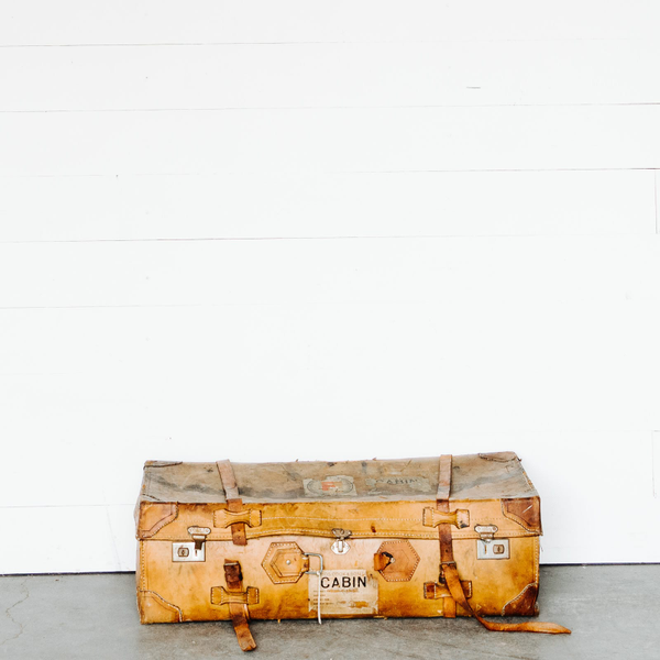 Jones Suitcase