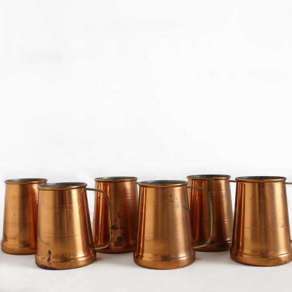 Lars Copper Mug