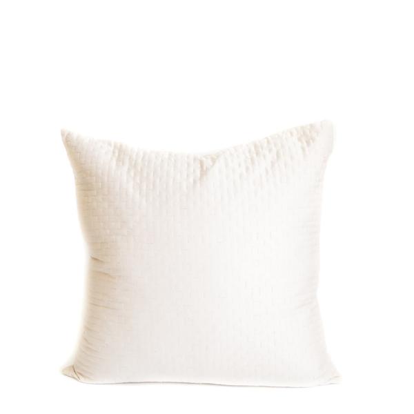 Pillow // Neutral Silk JigSaw