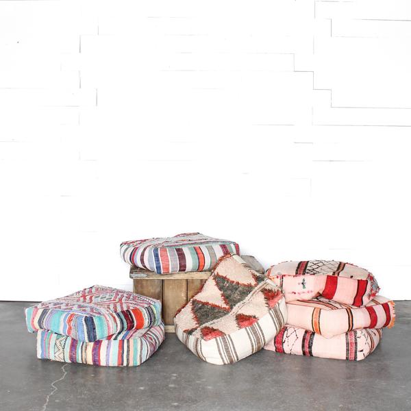 Moroccan Floor Cushions