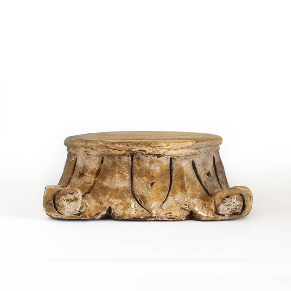 Wooden Pedestal // Small