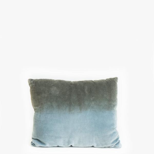 Pillow // Dip-Dyed Velvet