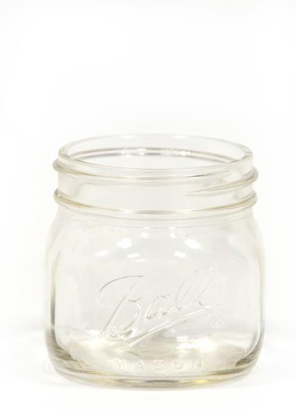 Mason Jar (Squat Pint)