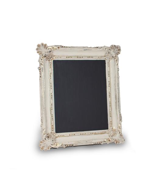 """Ivory Chalkboard (21""""x17"""")"""