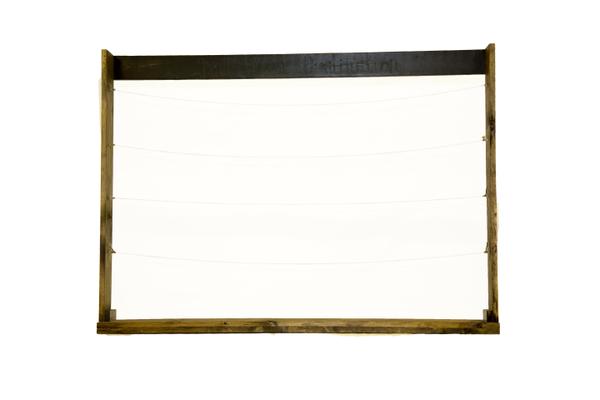 Wooden Display Frame