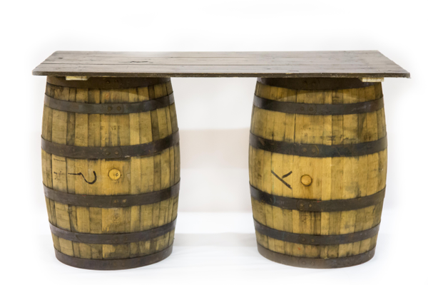 Barrel Table (Brown)
