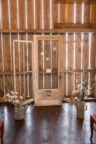 Door and Windows Altar