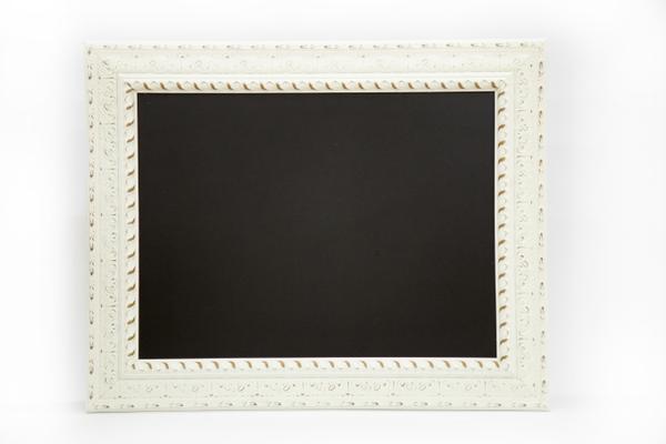 """Ivory Chalkboard (35""""x28"""")"""