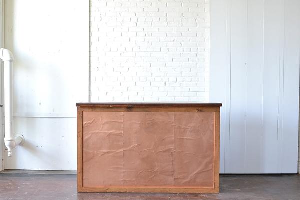 copper wood bar