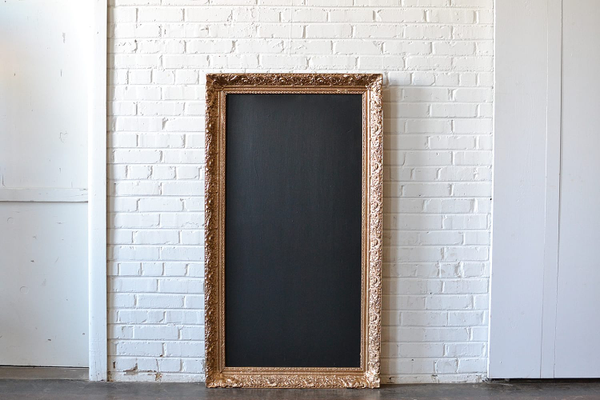Frame #G11 with Chalkboard
