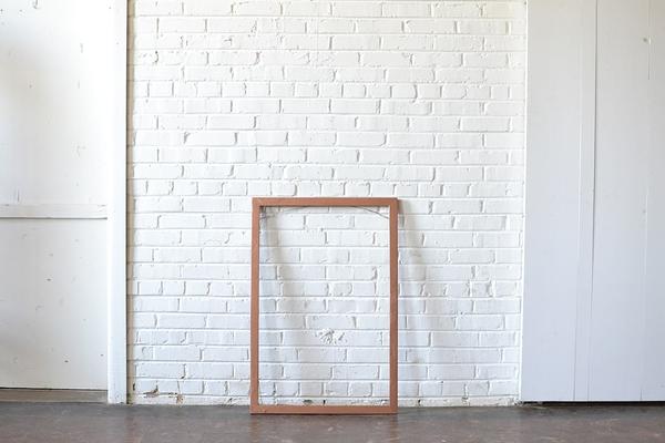 copper frame