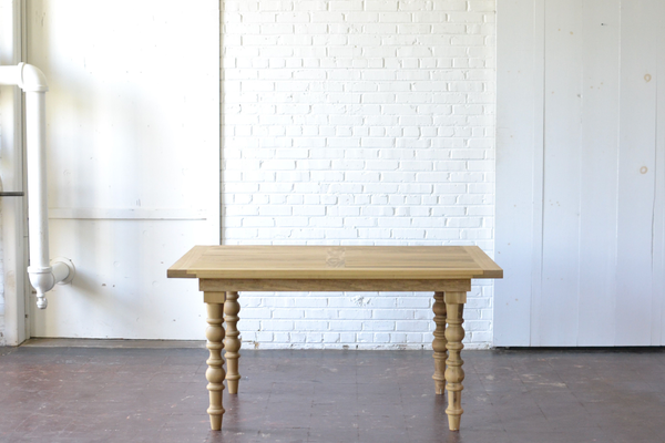 classic carved leg wooden accent table