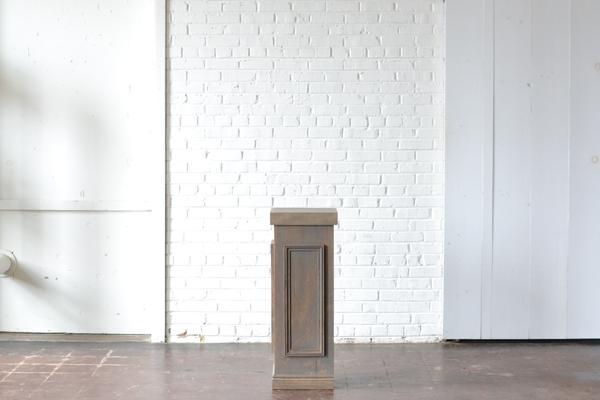 Marshall Stage Facade - Corner Column