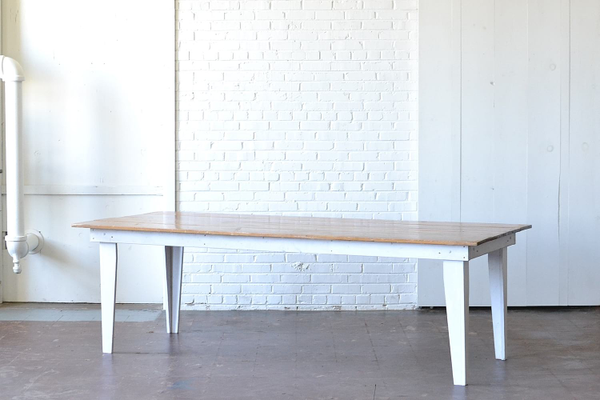 Heritage Farm Table - Straight Leg