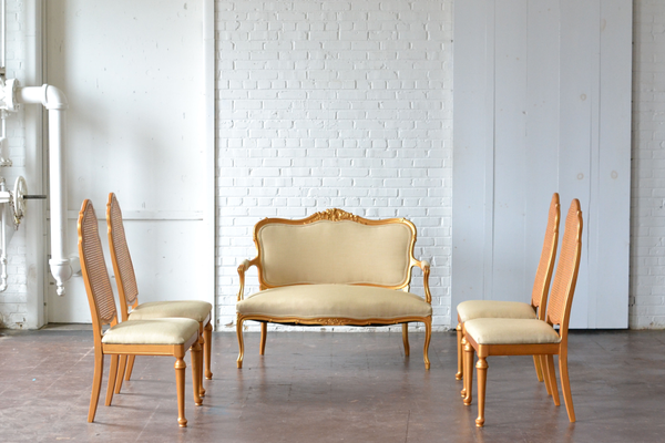 Roseneath Seating Arrangement with Settee