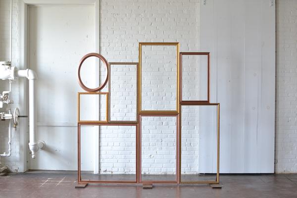 Freestanding Frame Backdrop