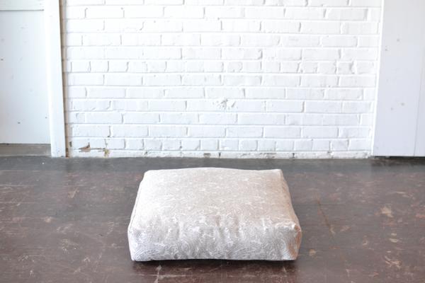 Neutral tan Floor Cushion