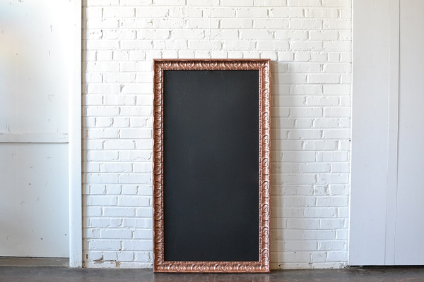 Frame #C10 with Chalkboard