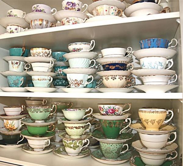 Quality Vintage Teacups