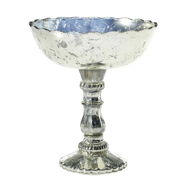 Silver Desiray Compote
