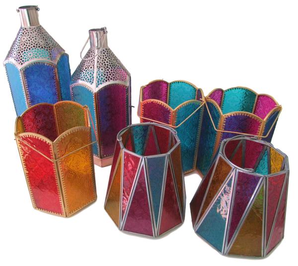 Bohemian Lanterns