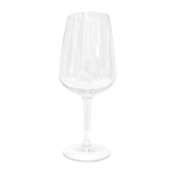Clear All Purpose Wine Glasses