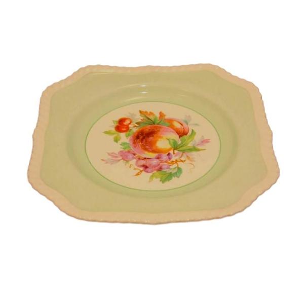 Mint Cake Plate
