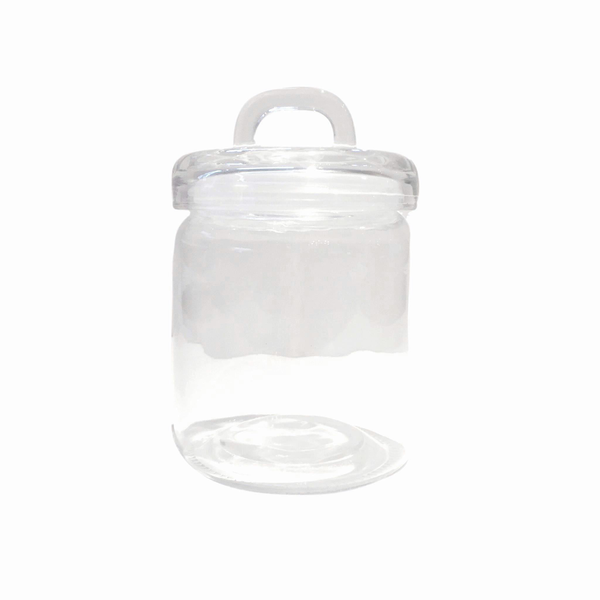 Candy Station Collection - Lidded Jars with Handle