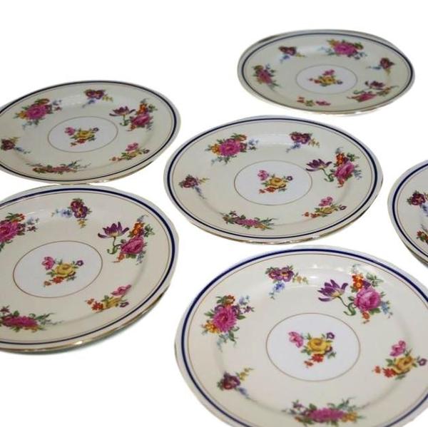 Georgette Dessert Plates
