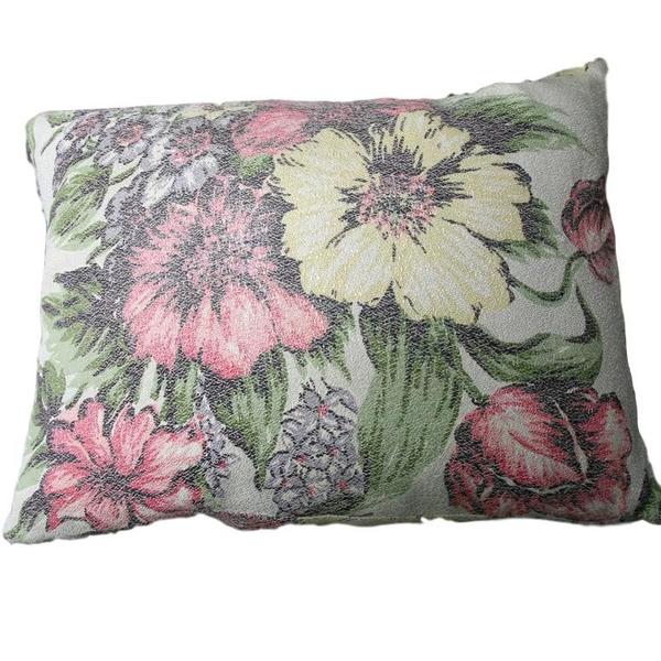 Pretty Vintage Flower Pillow